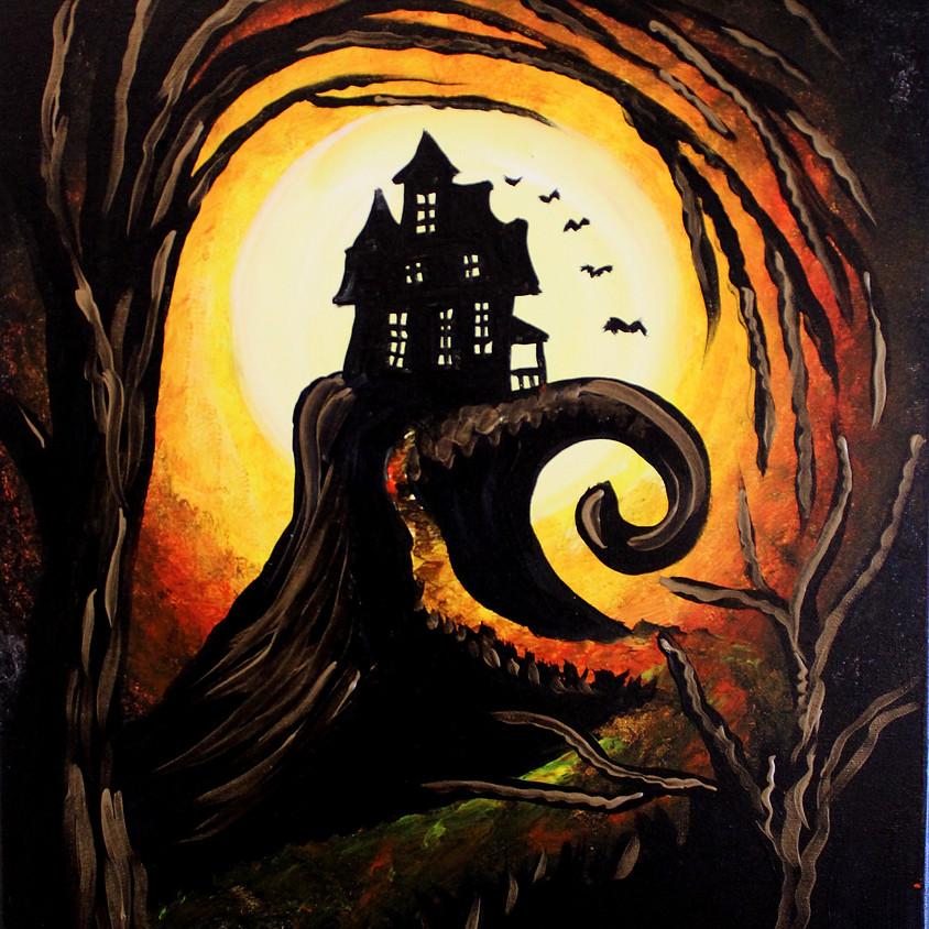 Haunted Hill & Contest Night