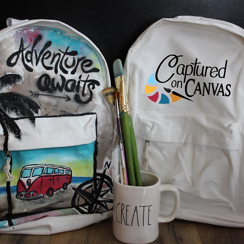 Back To School Craft Camp!