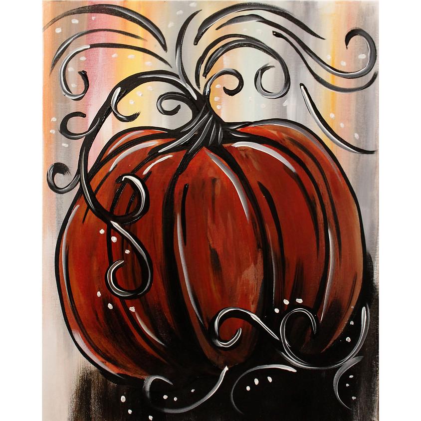 Whimsy Pumpkin - LIVE