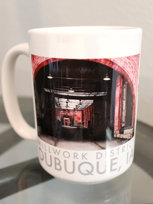 Millwork II - 14oz Mug