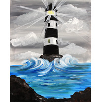 Stormy Lighthouse