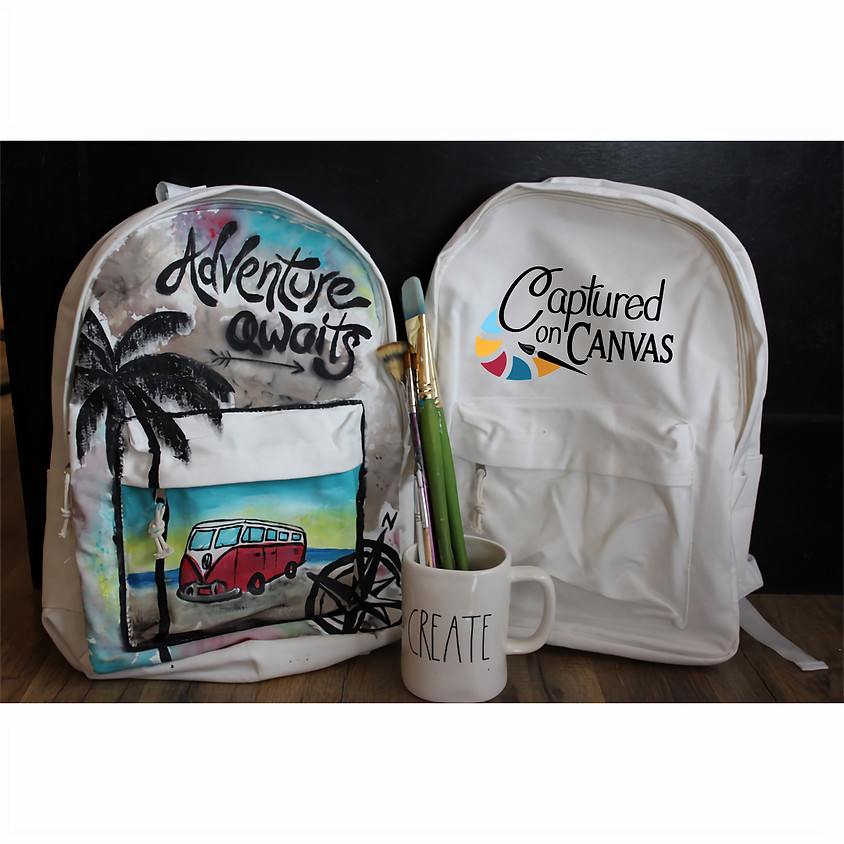 Backpack Painting Workshop