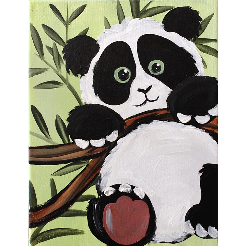 Panda Bear - Little Artists Live or In-Studio