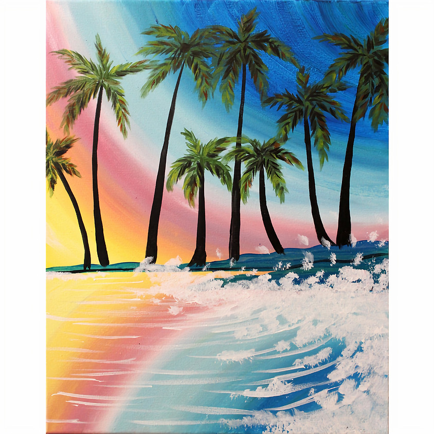 Palm Tree Paradise - Live