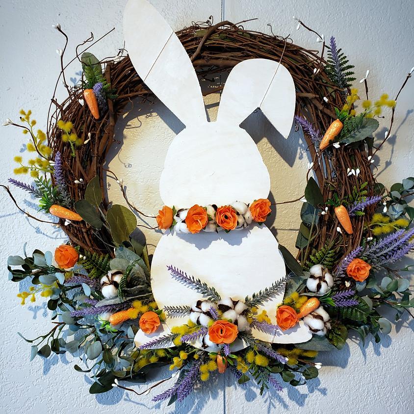 Bunny Wreath Workshop