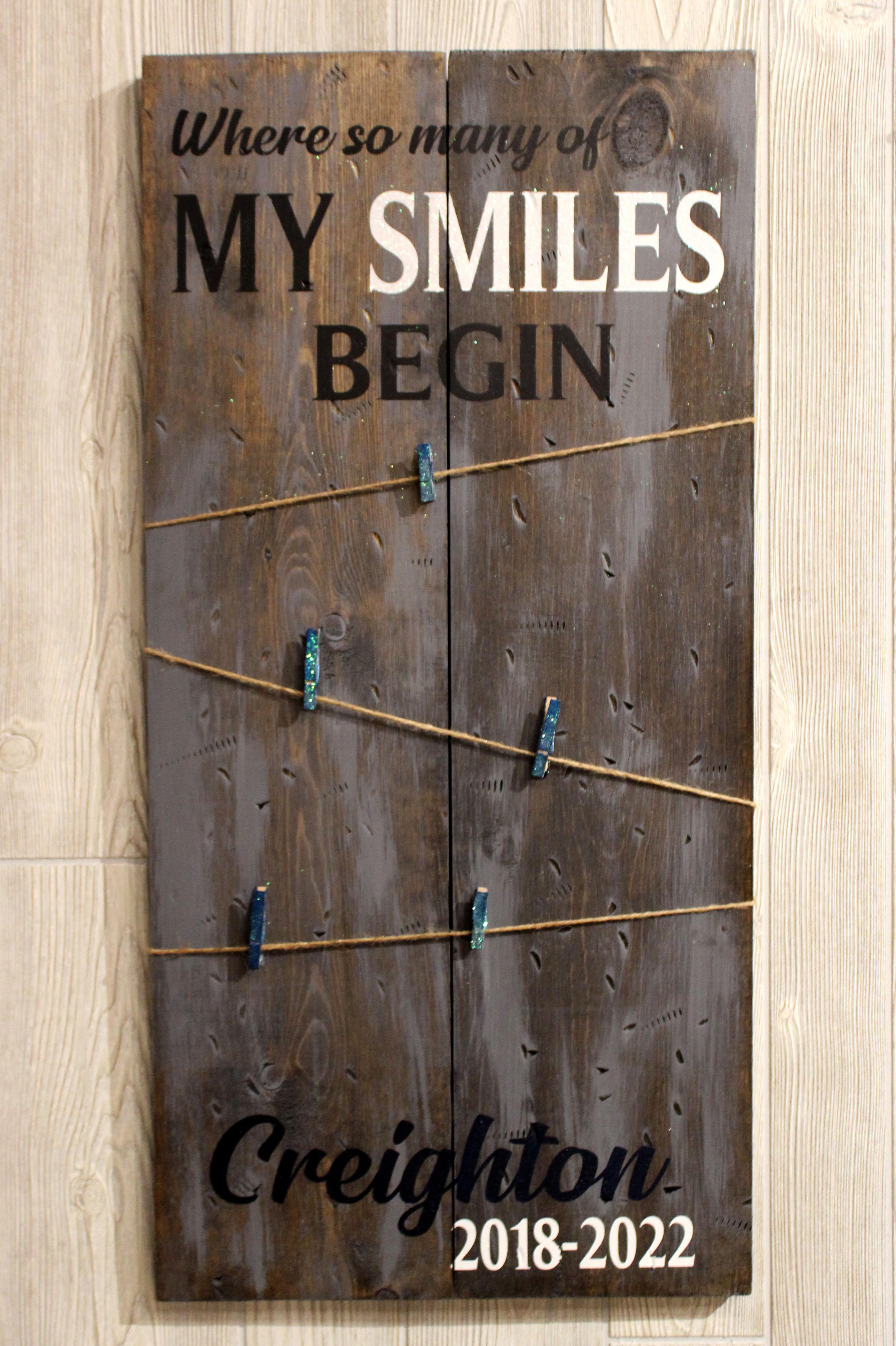 Where My Smiles Begin