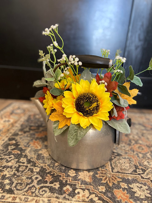 Floral Watering Pot