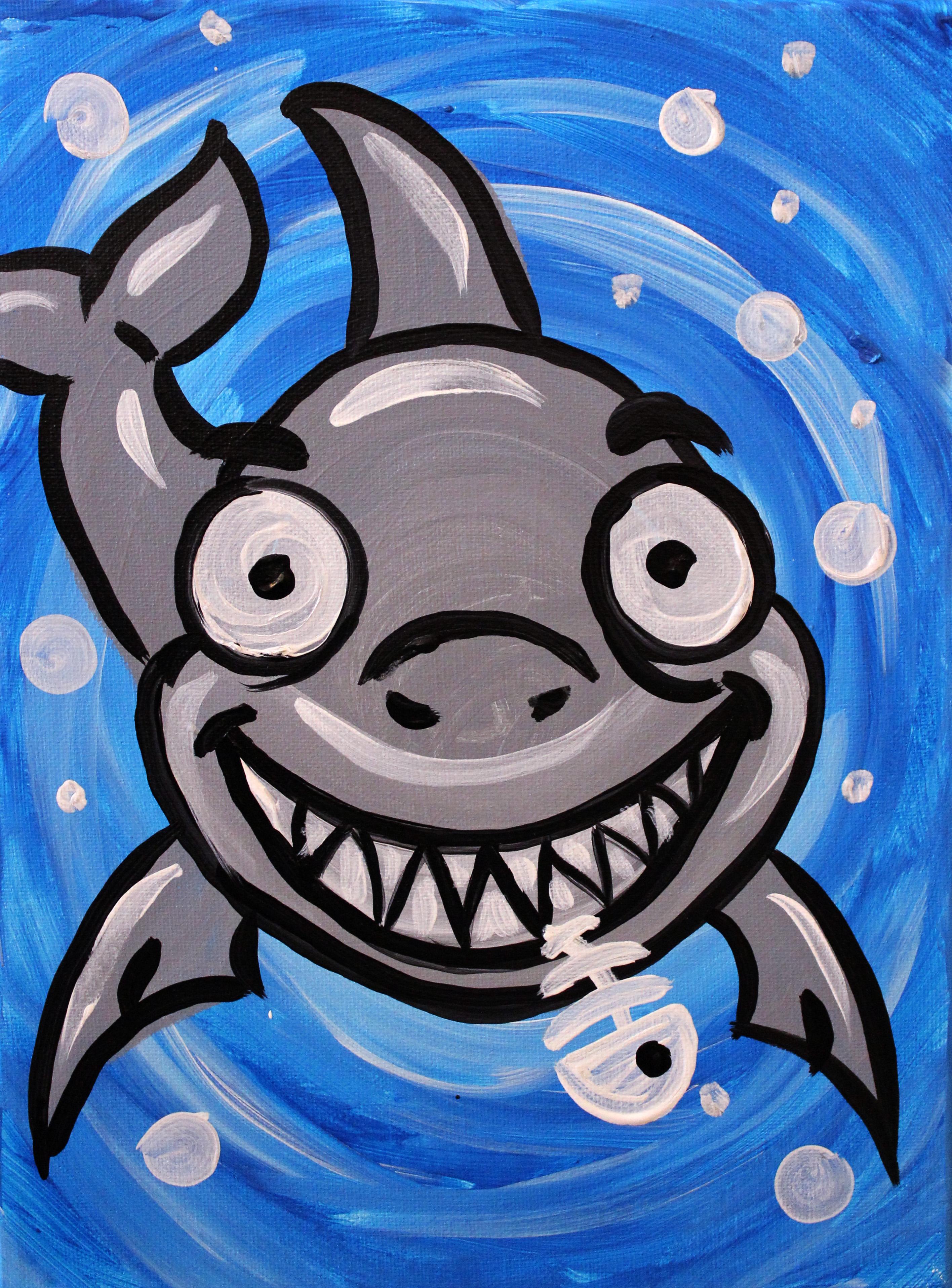 Silly Shark_NM