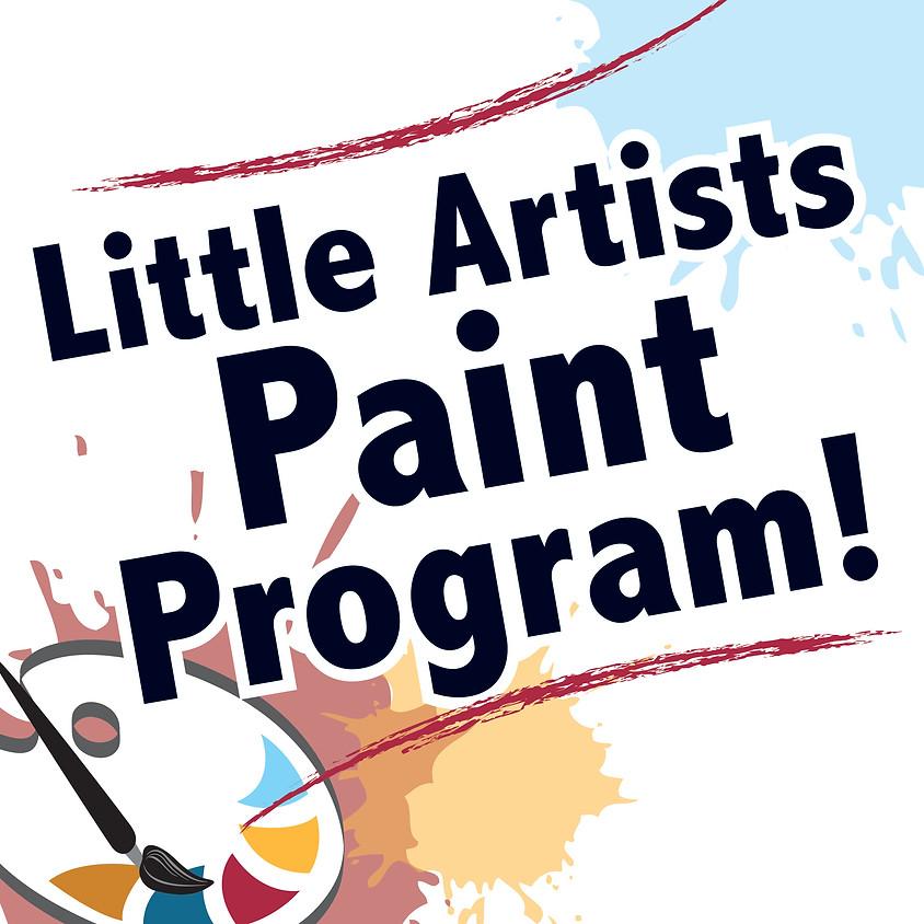 Little Artists Spring Program -  Live