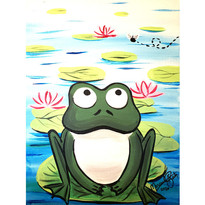 Lily Frog