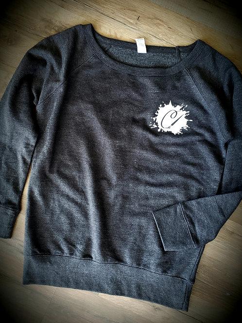 Crew Neck Women's Sweatshirt