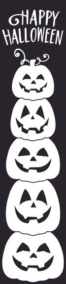 Happy Halloween Jacks Porch Sign