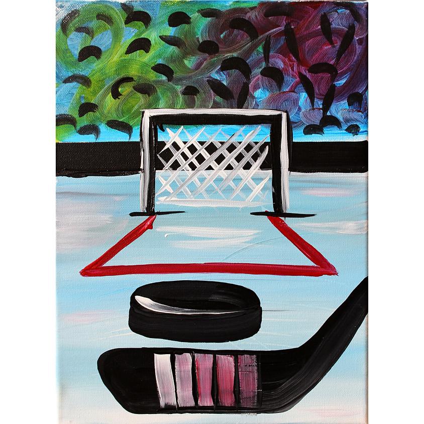 Hockey - Little Artists Live or In-Studio