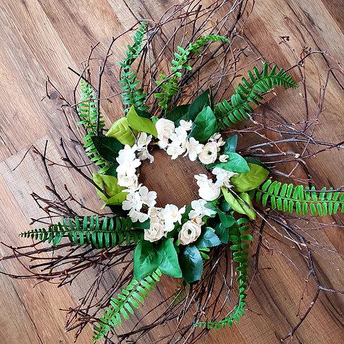 Fern Twig Wreath