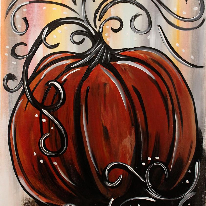 Whimsy Pumpkin