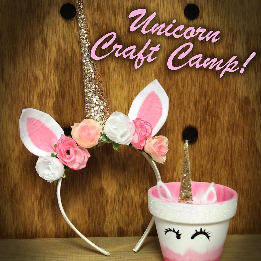 Unicorn Craft Camp!