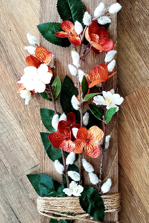 Burnt Willow Floral Board