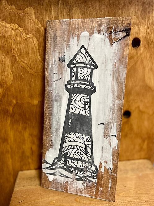 Lighthouse Color Decor