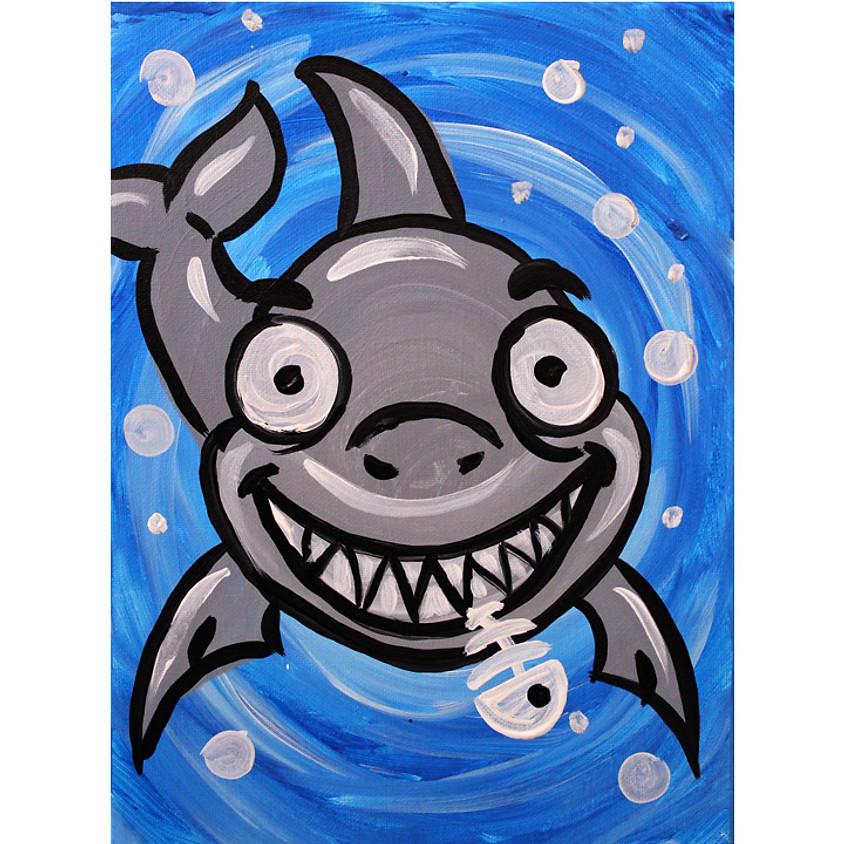 Silly Shark - Little Artists Live