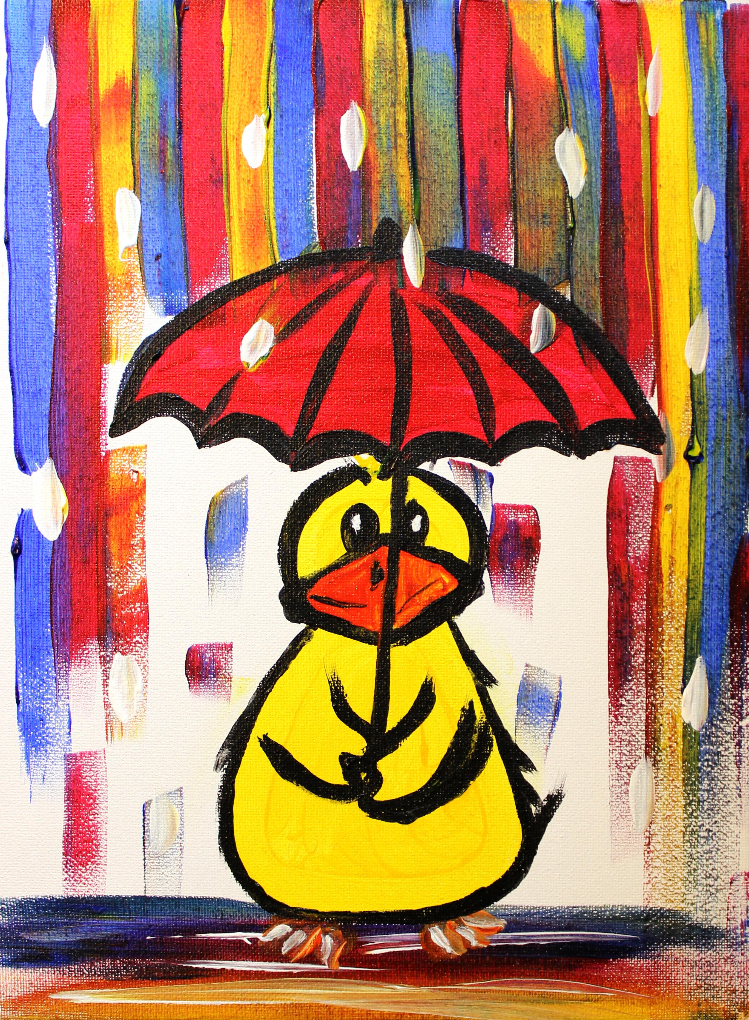 Duck Showers