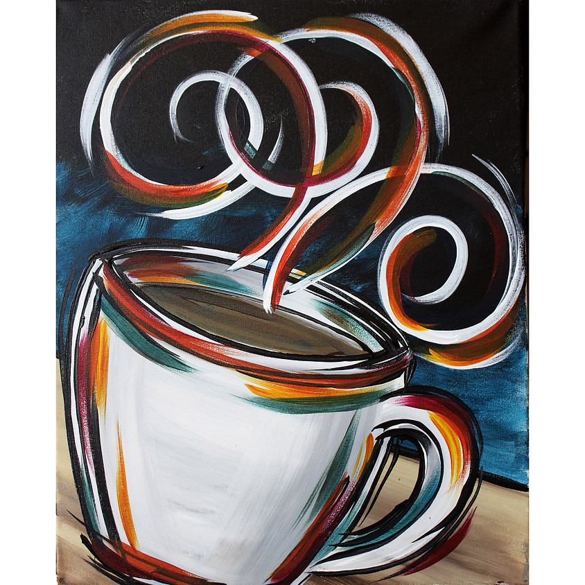Scribbled Coffee