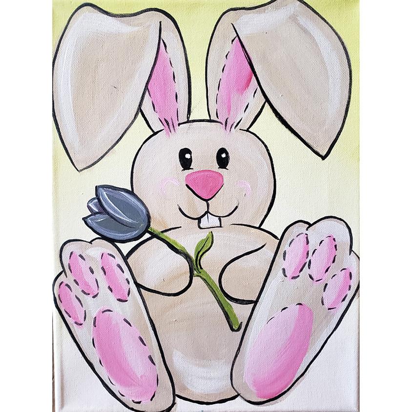 Floppy Bunny - Little Artists Live or In-Studio