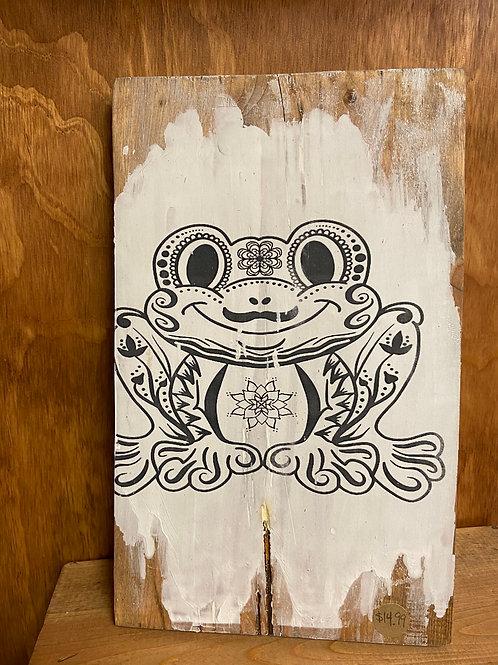 Frog Color Decor
