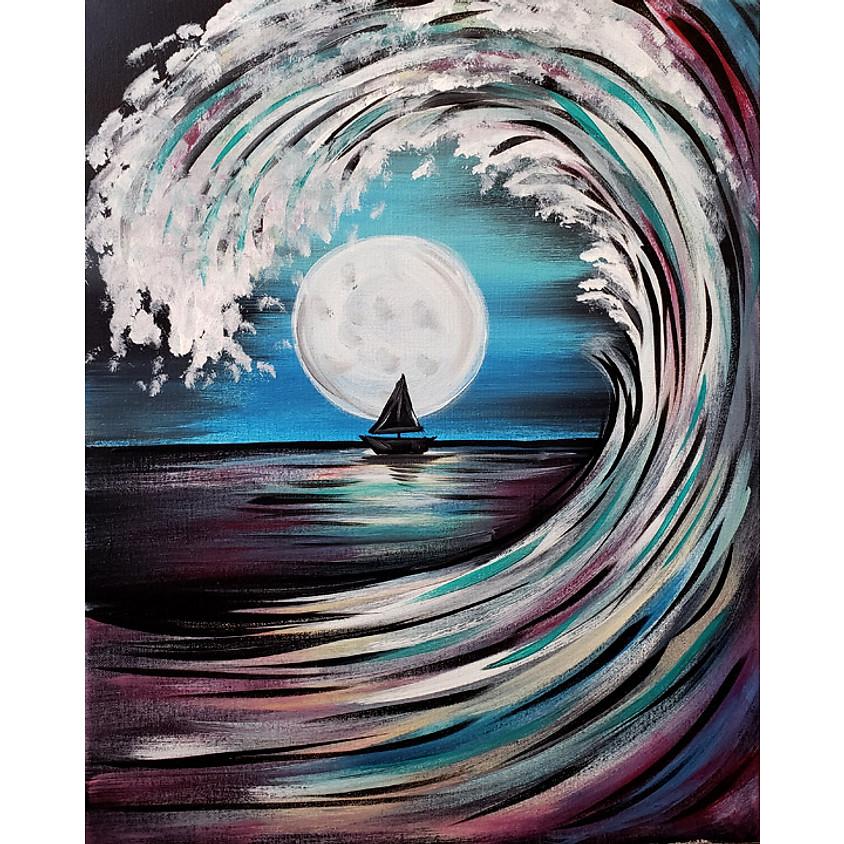 Moonlit Wave - Live or In-Studio