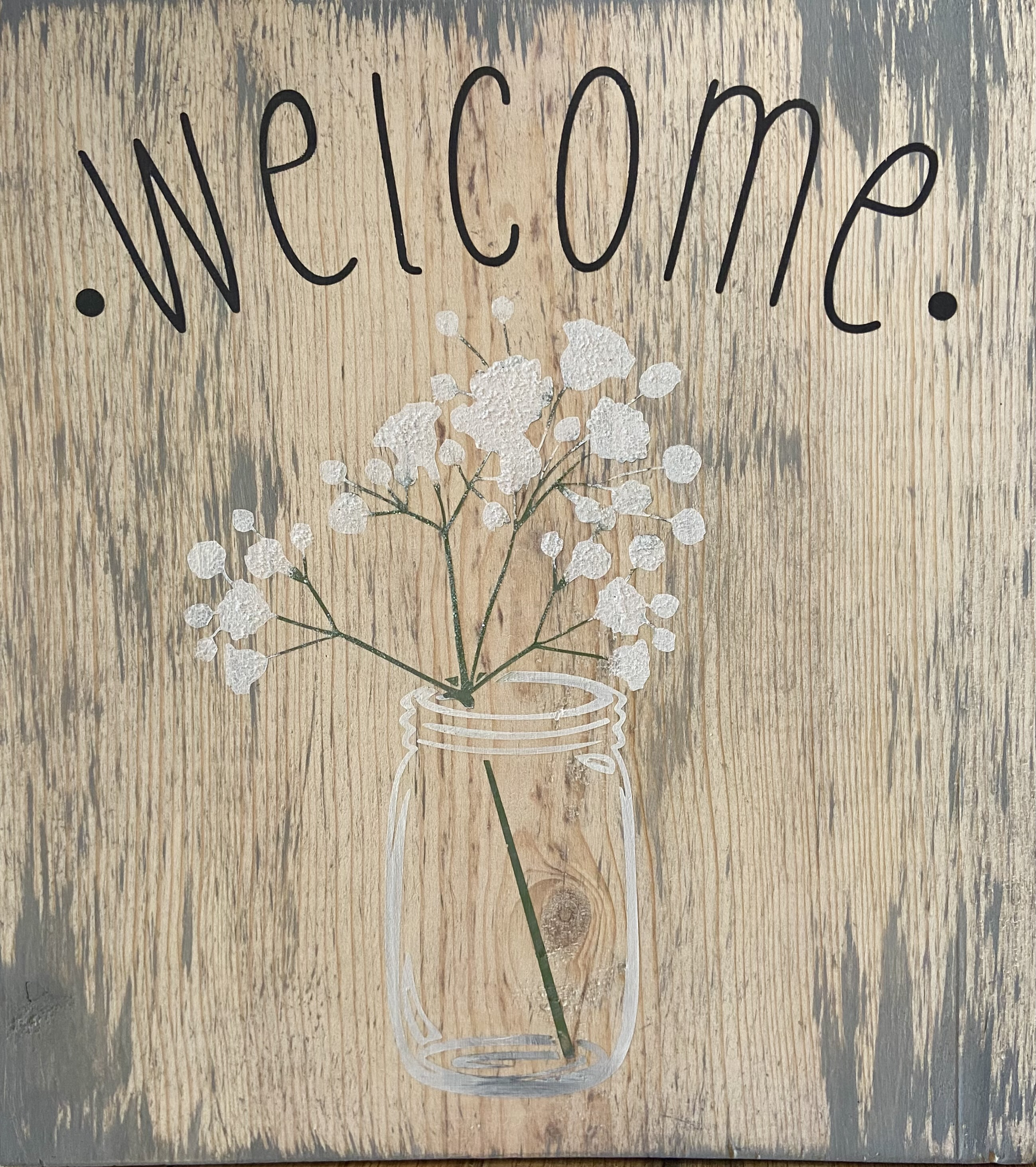 Welcome Mason