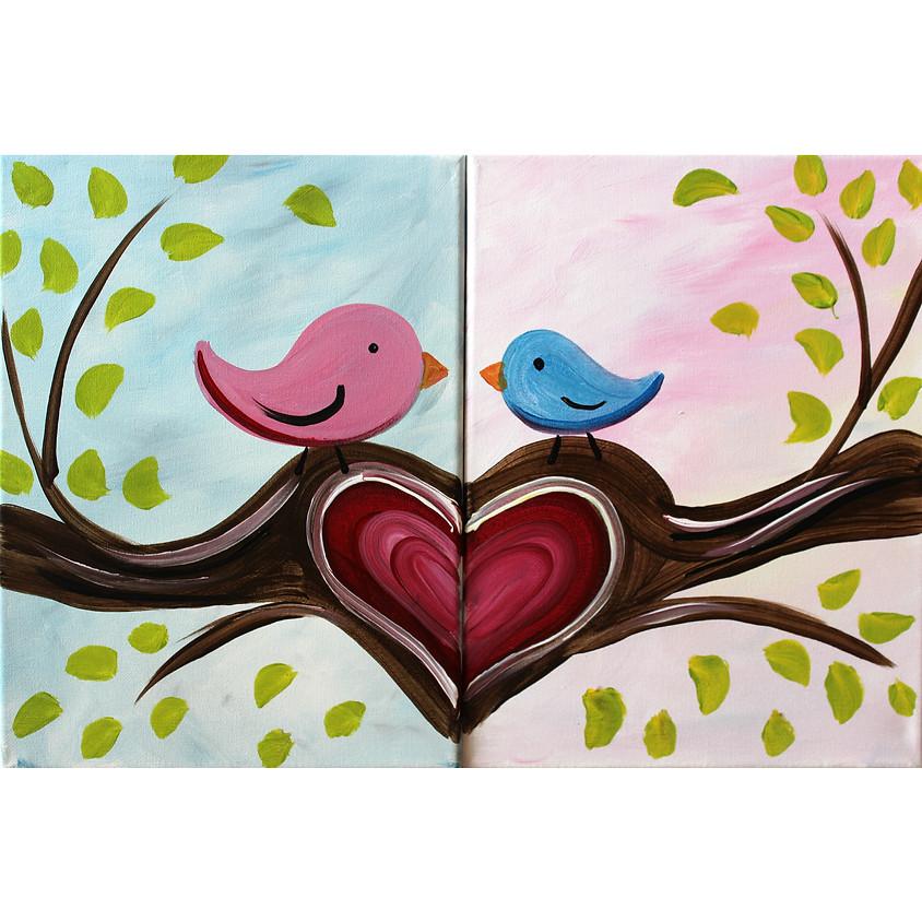 Mommy & Me Birdies