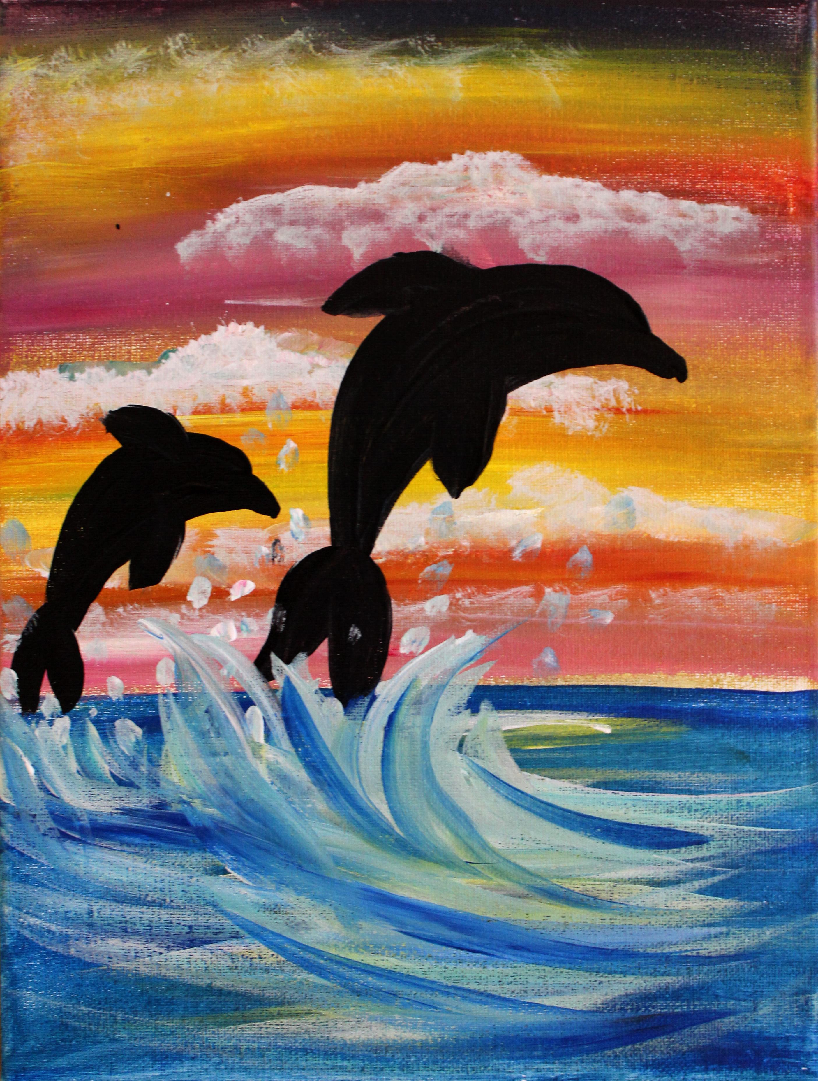 Flippy Dolphins