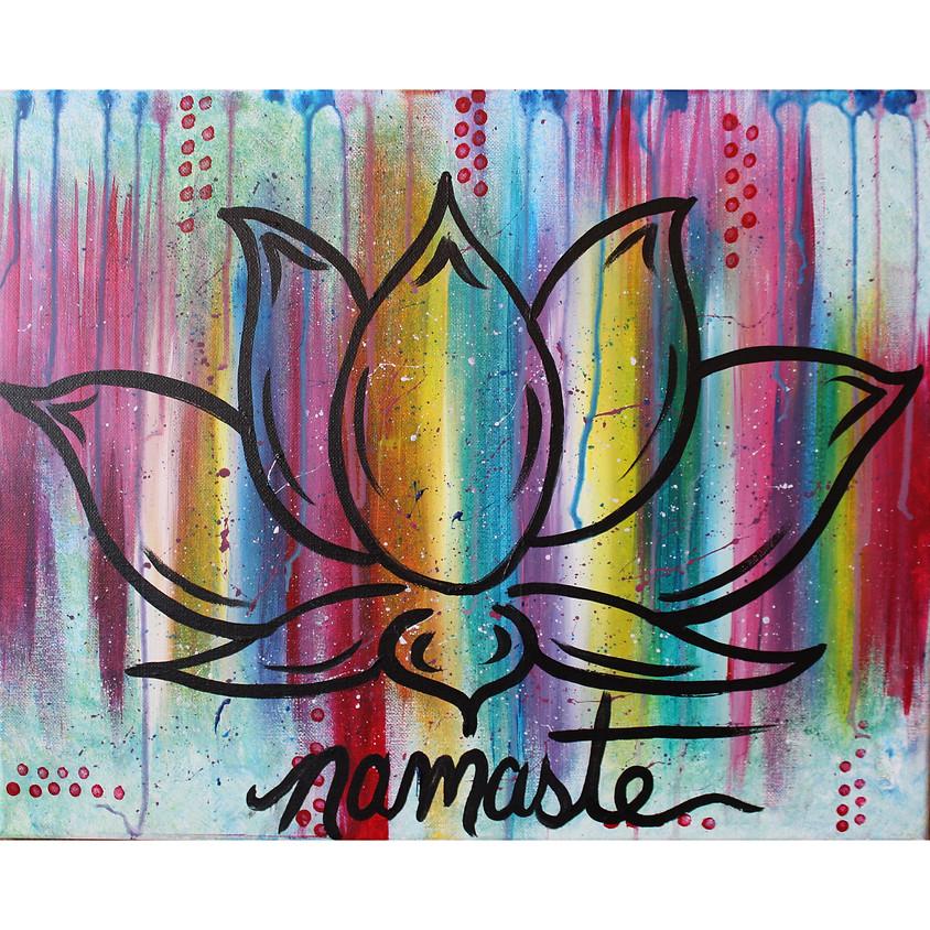 Namaste - Live