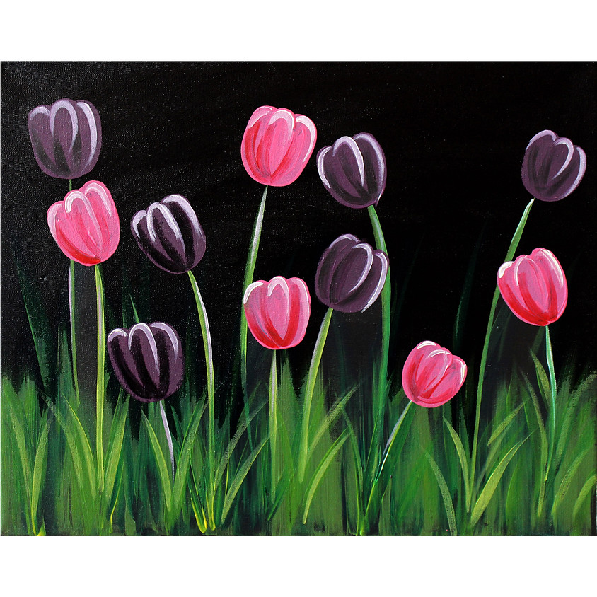 Tulips - LIVE(online) ONLY