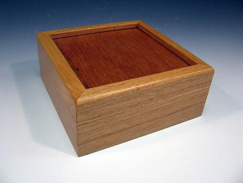 Wood Tile Box