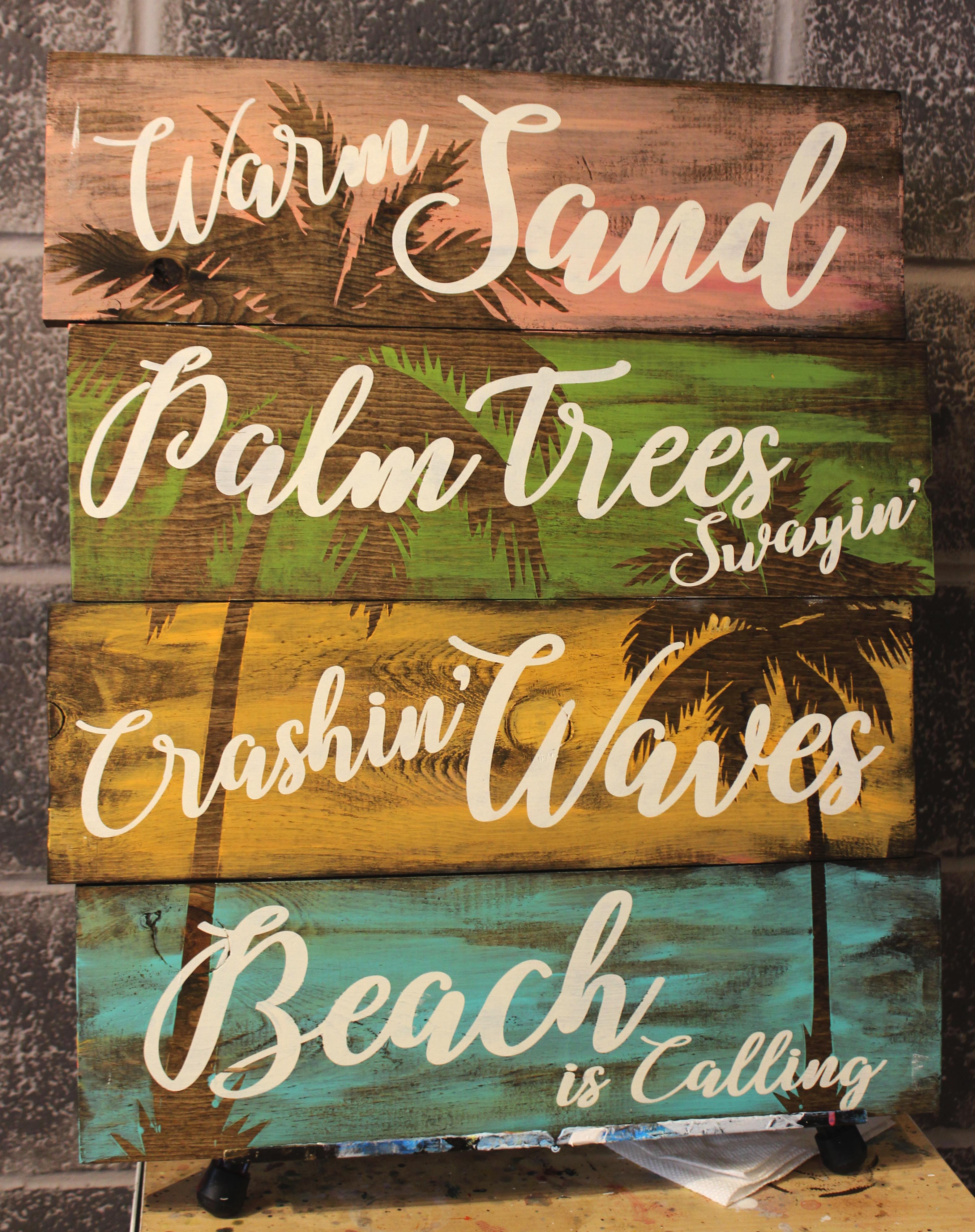 Beach is Calling