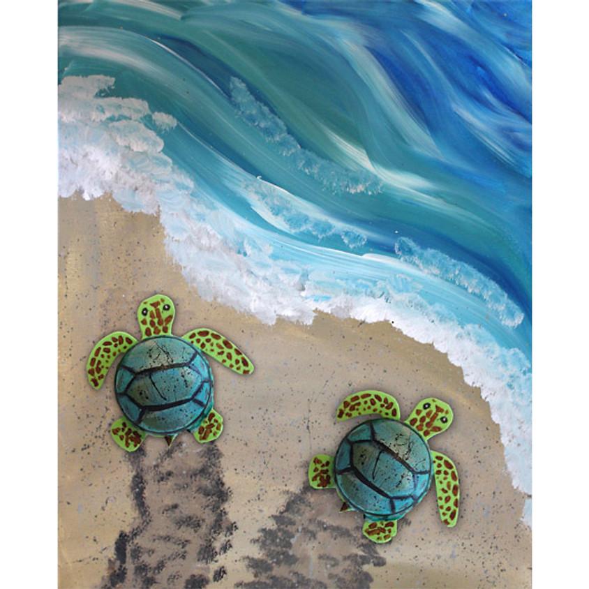 Turtle Craft Camp!