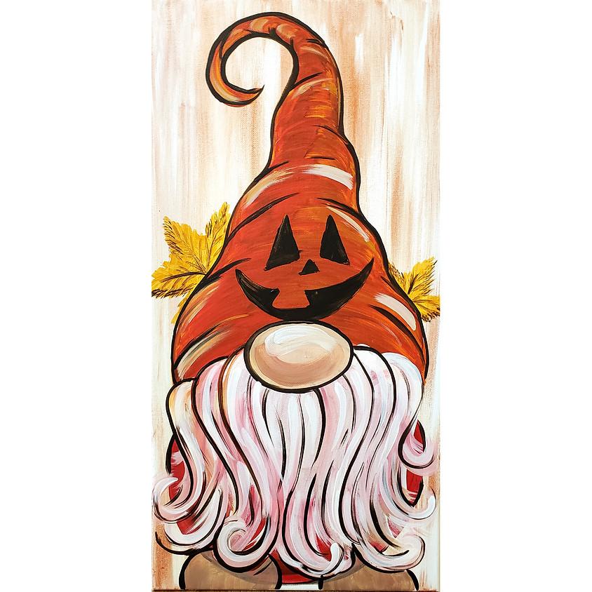 Fall Gnome - Live or In-Studio