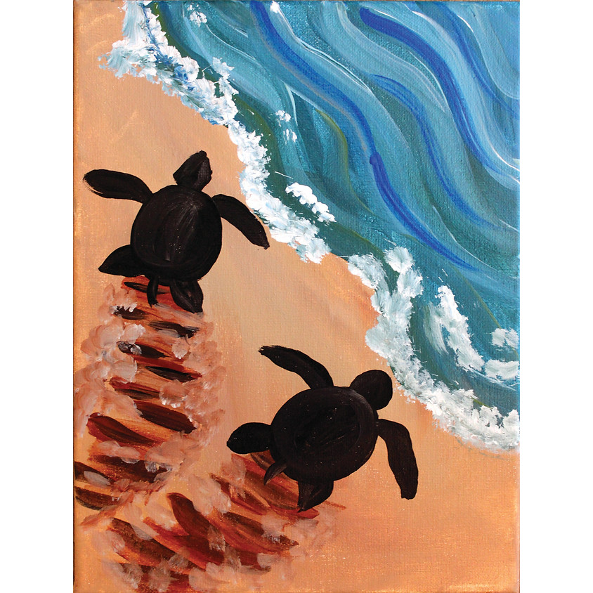 Turtles to the Ocean