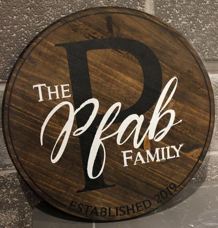Family_Round Board