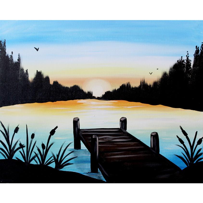Dock at the Lake - Live