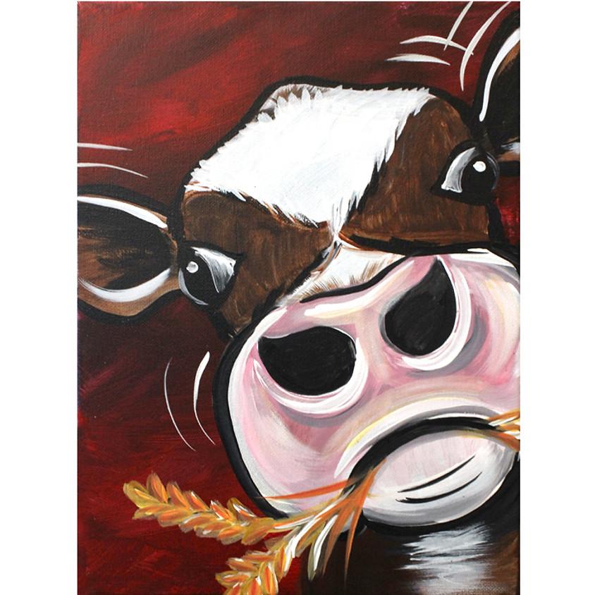 Hay Cow!