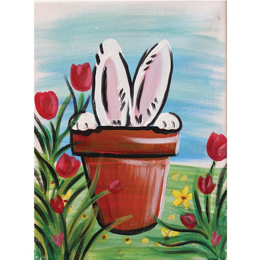 Peek-a-Bunny - Little Artist Live