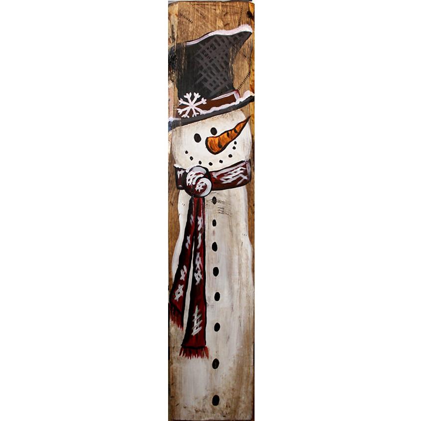 Board Snowman!