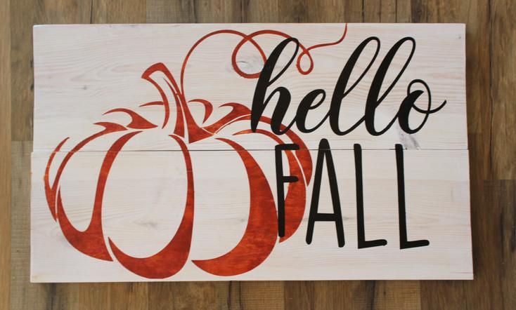 Hello Fall_