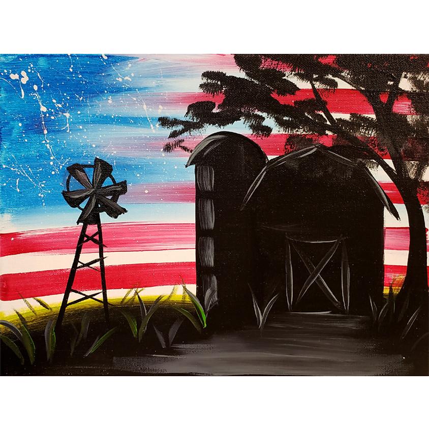 American Farm - Live or In-Studio