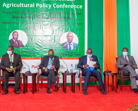 Panelists on increasing agricultural pro
