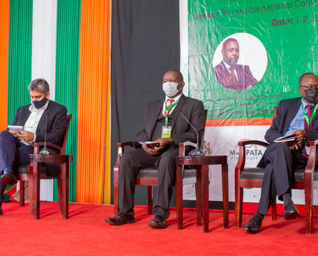 Panel discussion on increasing agricultu