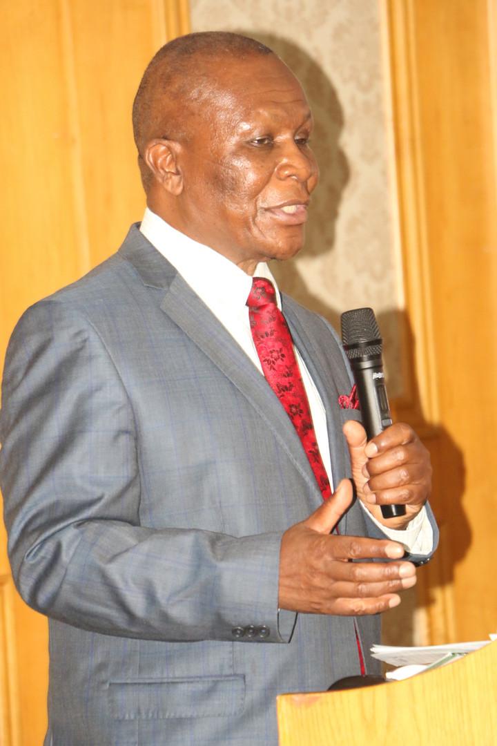 Prof. Richard Mkandawire