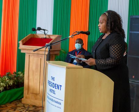 Hon. Agness Nkusankhoma, Deputy Minister