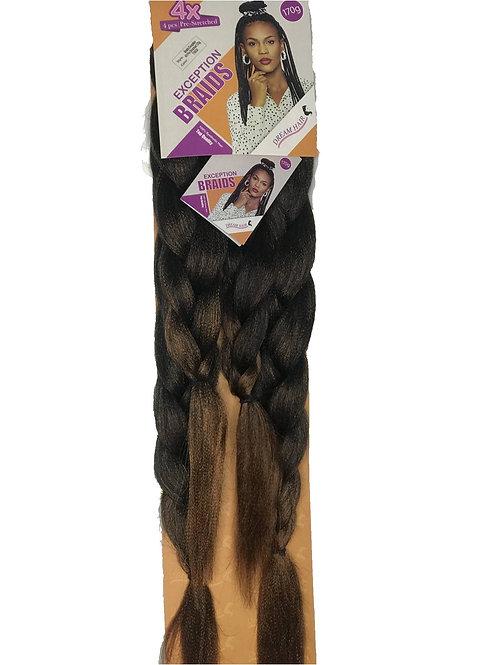"""Dream Hair Braids Exception 40""""/101cm 170g Synthetic Hair"""